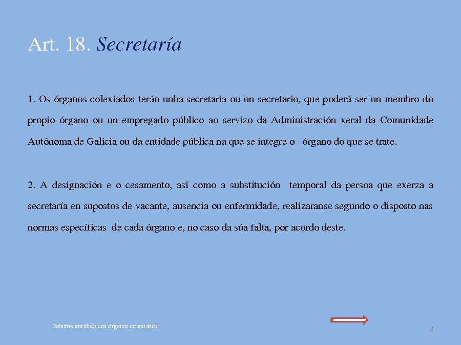Abelardo Blanco Serrano, Letrado do Consello Consultivo de Galicia.